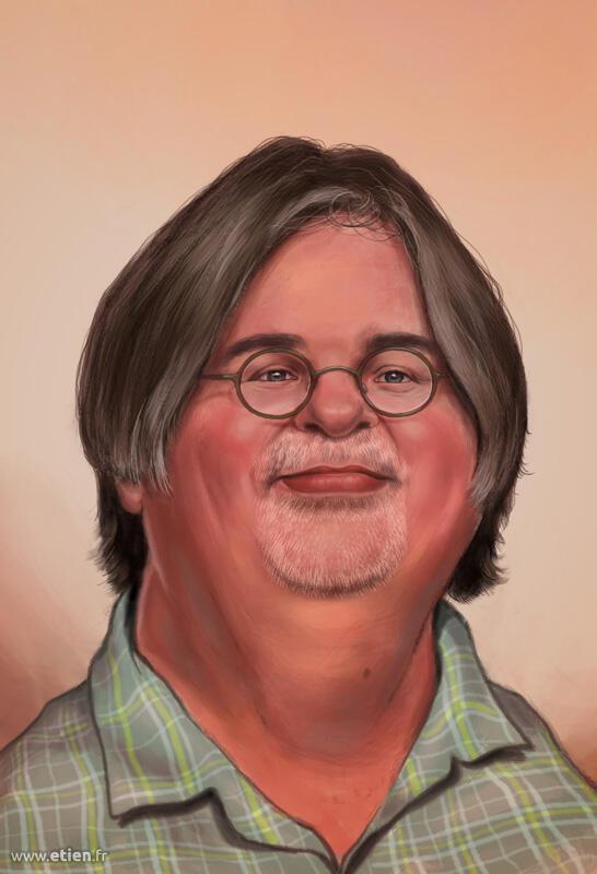 Matt Groening - PShop Cs5<br/> 2013