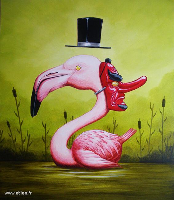 etien-flamingo