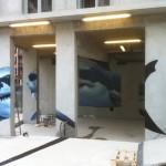 anamorphose requin étien' grenoble