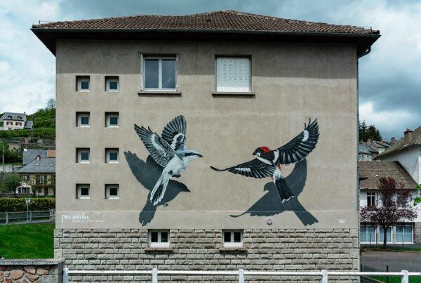 fresques murales pies grieches LPO